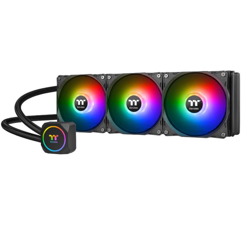 Водяное охлаждение для CPU Thermaltake TH360 ARGB INTEL/AMD ARGB CL-W300-PL12SW-A
