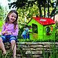 KETER Игровой Дом Magic Волшебный с петушком, Салатовый/малиновый Green/Violet, фото 4