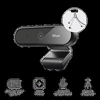 Веб-камера Trust Tyro Full HD чёрный