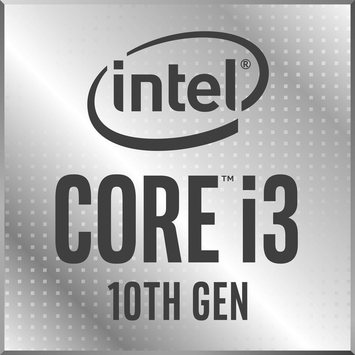 Процессор Intel Core i3-10100F Tray