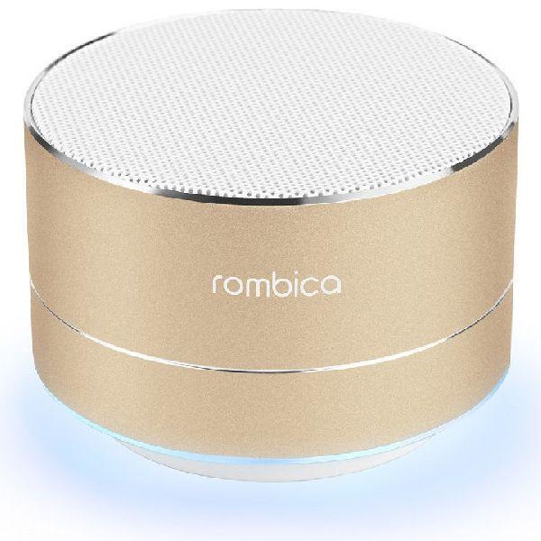 Rombica Портативная акустика Rombica mysound BT-03 4C, цвет золотистый