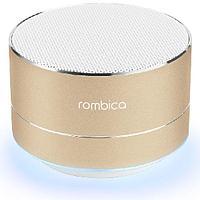 Rombica Портативная акустика Rombica mysound BT-03 4C цвет золотистый