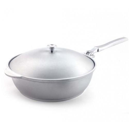 Сковорода-сотейник 260/75 мм., литой алюминий