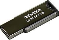 Флешка ADATA DashDrive AUV350  32GB BLACK