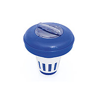 Дозатор плавающий для химикатов Flowclear 16.5 см, BESTWAY, 58071