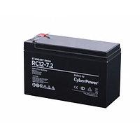 Аккумуляторная батарея Standard Series CyberPower RC 12-7.2 / 12В 7,2Ач