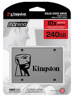 Жесткий диск SSD Kingston SUV500MS 240G