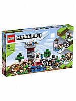 Конструктор Набор для творчества 3.0 564 дет. 21161 LEGO Minecraft