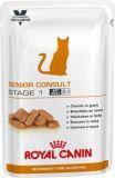 Royal Canin Senior Consult Stage 1 старше 7 лет, не имеющих видимых признаков старения (12 шт. по 100 гр)