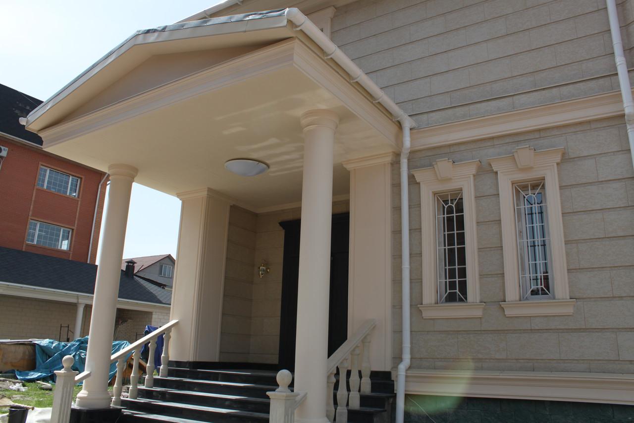 Декор для отделки фасада - фото 2
