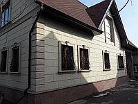 Фасадное обрамление дома