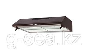 Вытяжка кухонная Oasis UP-50C(F), коричневый