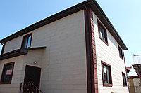 Утепление фасада. Фасадные панели под покраску