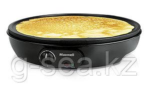 Блинница Maxwell MW-1970, черный