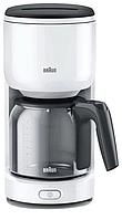 Кофеварка Braun KF3100WH, белый