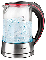 Чайник Vitek VT-7009, прозрачный