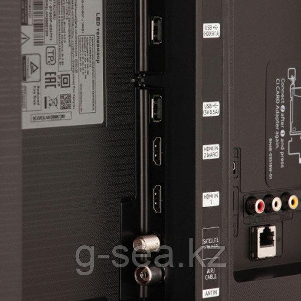 Телевизор Samsung QE75Q60TAUXCE - фото 7
