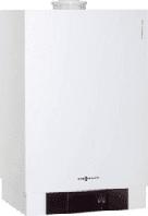 Котёл конденсационный настенный одноконтурный, Viessmann Vitodens 200-W 150, Vitotronic 100 тип HC1B, 150 кВт
