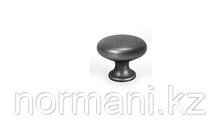 Ручка кнопка, отделка под железо