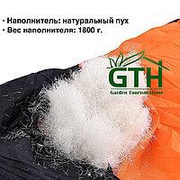 Зимние спальные мешки Tuohai STH001. От -15 до -35 . Доставка.