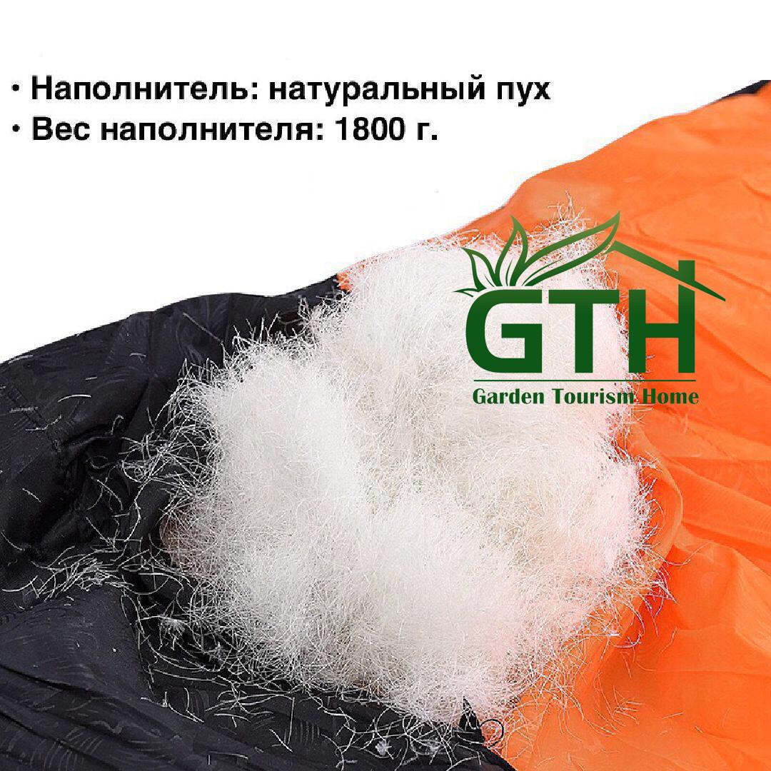 Зимние спальные мешки Tuohai STH001. От -15 до -35 . Доставка. - фото 1