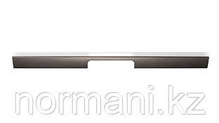 Ручка скоба 160-768мм, отделка под сталь шлифованную