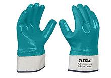 Перчатки пропитаны Size 10 XL TOTAL арт.TSP12105