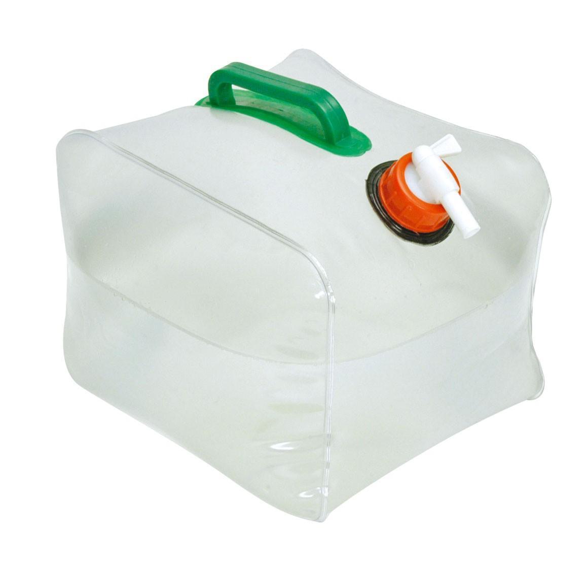 Канистра для воды складная 15 л Дачный сезон!