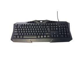 Клавиатура компьютерная игровая CROWN CMK-5008T