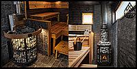 Какую выбрать печку для бани и сауны: электрическую, дровяную или газовую каменку?