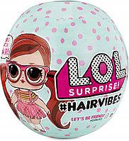 L.O.L. Hairvibes с париками