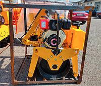 Виброкаток FHR-600 Kama дизель одновальцовые