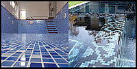 Отделка бассейна плиткой. Виды плитки и особенности укладки.