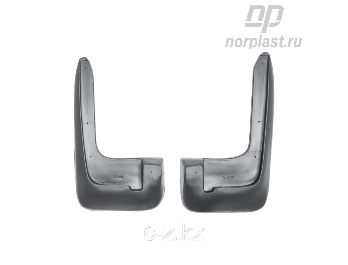 Брызговики для Hyundai Accent SD (2010-2017) передние пара