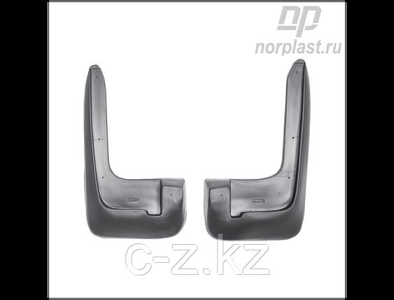 Брызговики для Hyundai Accent SD (2010-2017) передние пара, фото 2
