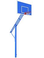 Баскетбольная стойка с регулировкой высоты кольца, фото 1