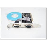 PCI card to RS232 (COM) x 2port Chip CH351Q+CD