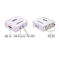 HDMI to AV Converter PAL/NTSC USB Power