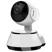 WIFI камера HD720p, Видеоняня, Поворотная, Динамик-Микрофон, MicroSD/SDHC/SDXC A2-100W