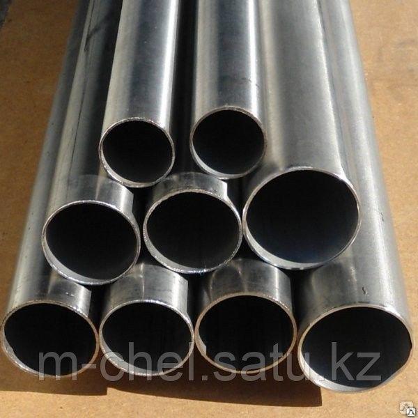 Труба нержавеющая 10Х17Н16М3Т 154 мм ГОСТ 8639-82