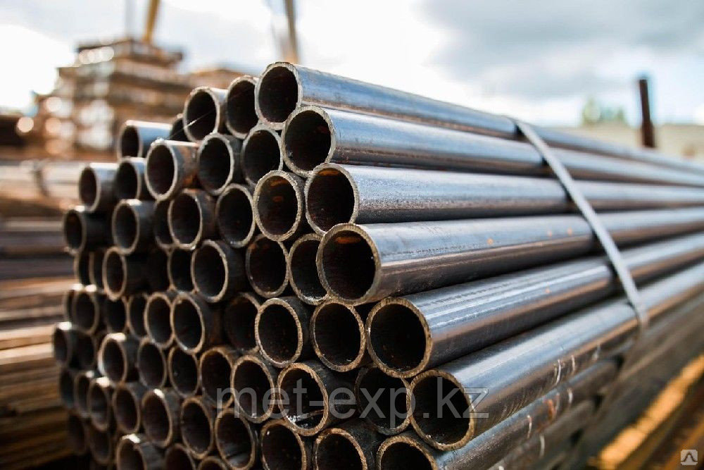 Труба стальная 08Х17Н13М3Т 2000 мм ГОСТ 2590-2006