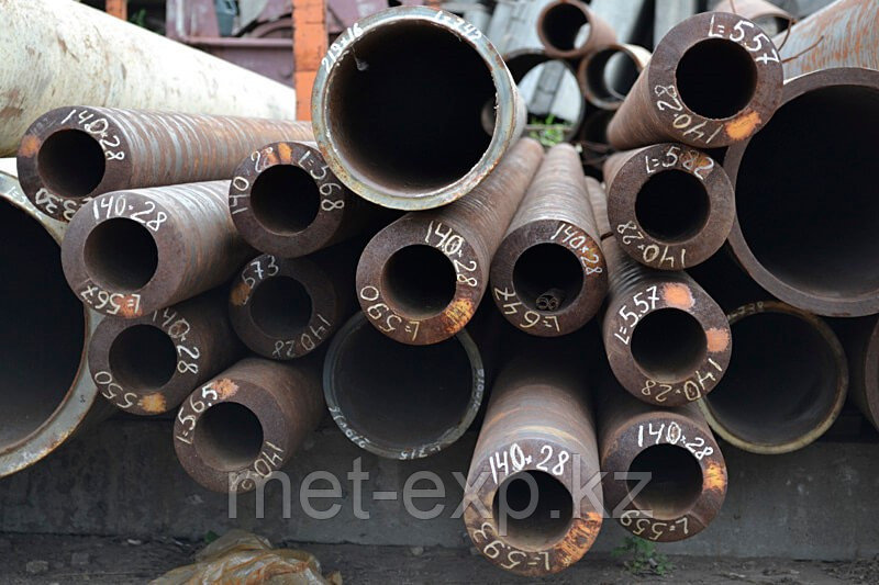 Труба котельная AISI 321 5 мм ГОСТ 10704-91