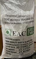Кенийский гранулированный чай CTC