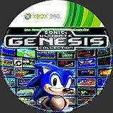 Sega Mega Drive Ultimate Collection Sonic (40 игр на одном диске), фото 2