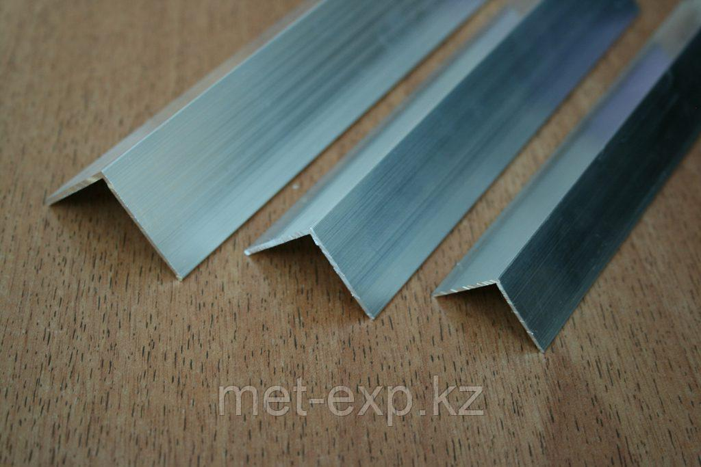 Уголок алюминиевый АД ГОСТ 13737-90