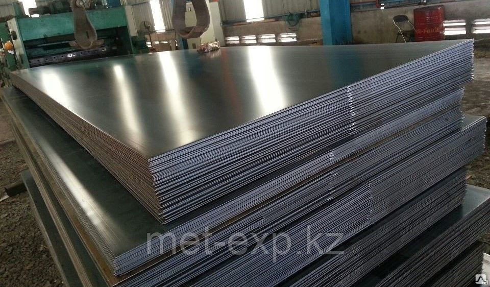Лист алюминиевый В95ОЧТ1 14 мм ГОСТ 21631-77