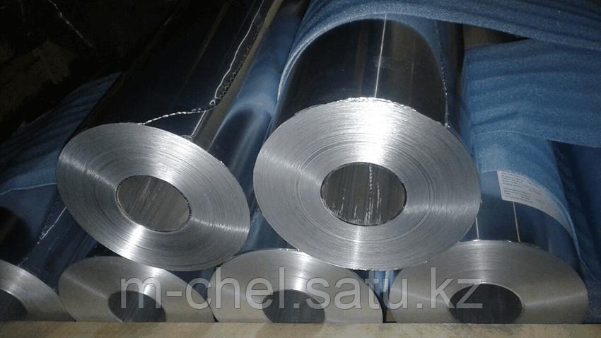 Фольга алюминиевая АД1Т 0.025 мм ГОСТ 618-2014