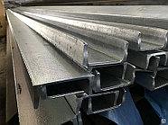 Швеллер алюминиевый АЛ25 ГОСТ 8617-81