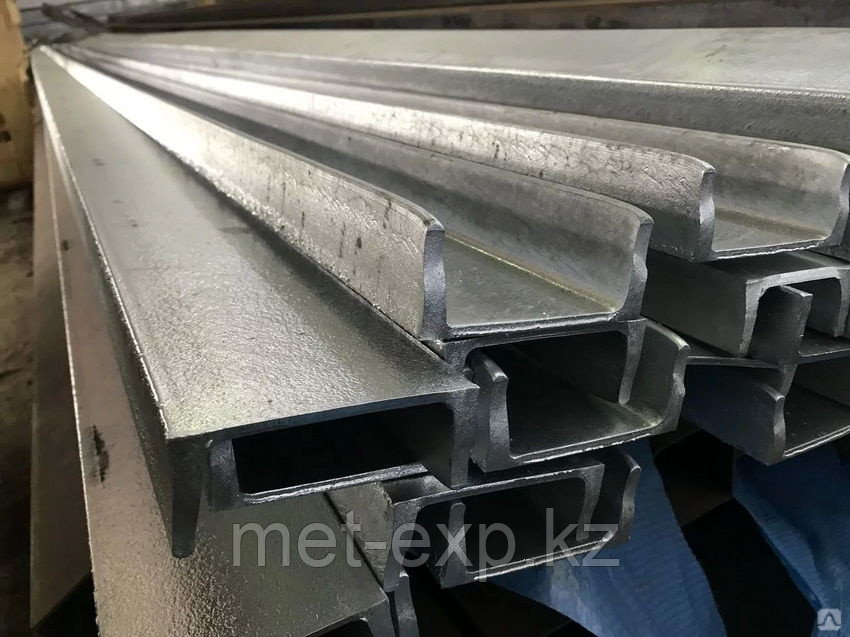 Швеллер алюминиевый АЛ4-1 ГОСТ 22233-2001