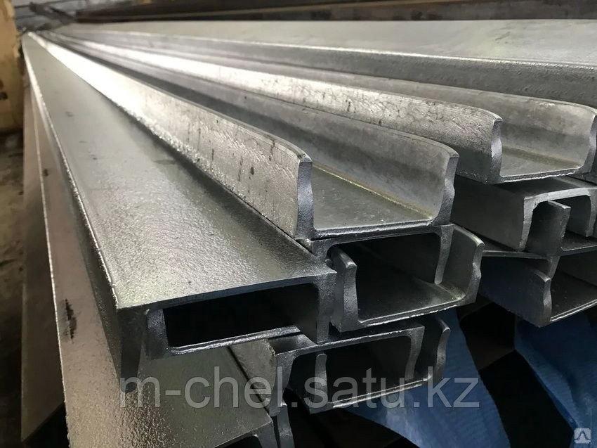 Швеллер алюминиевый В96ц ГОСТ 8617-81